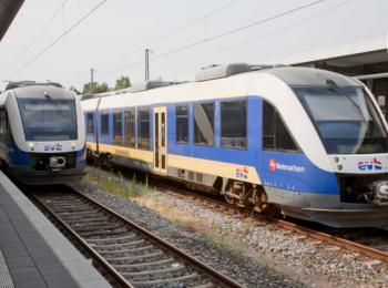 S-Bahn der EVB