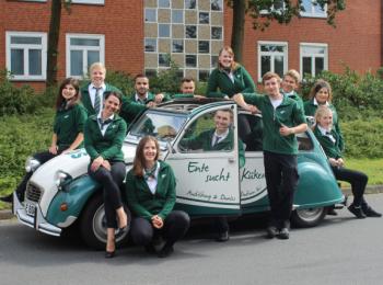 Team in Auto Ente